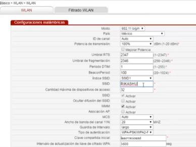 IP 192.168.l.l de Jazztel